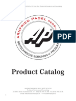 AP Product Catalog