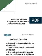 Activities Intents