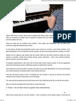 5 Motivos Para Estudar Teoria Musical Agora Parte 3
