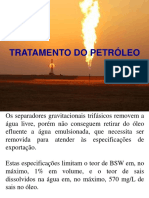Tratamento Do Petroleo