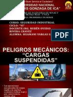 CARGAS SUSPENDIDAS