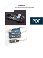 Les Capteurs Keyes Arduino Uno