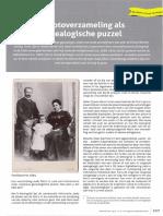Vlaamse Stam 2015-3 de Fotoverzameling Als Genealogische Puzzel - Peter Eyckerman