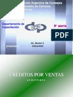 Credit Osp or Ventas