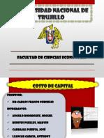 Grupo 04 _ Costos de Capital