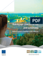 Making Our Cities Attractive and Sustainable