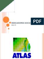 AULA 10 Indicadores Sociais
