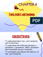 Chapter 6 - Two-Port Network