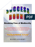 Randy Gilbert - Success Bound