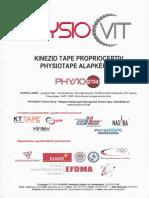 Kineto taping magyarul 2