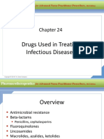 Ch24 Drugs Used in Treating Infectious Diseases-1