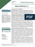 160930 Global Completo Banco Pichincha
