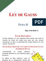 Tema-2Ley de Gauss