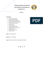 Sintesis de Normas ISO