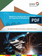 Curso 9 Medición y Verificación en La Gestión de Proyectos de Eficiencia Energética Industria Manufacturera (1)