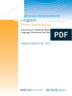 Naplan National Report 2017 Final 04dec2017