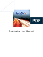 Destinator 7 User Manual