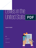 Iid Ifrs and Levies in the Us