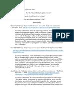 bibliography turabian   1