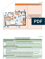 learning environment design guide template