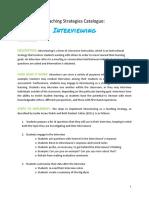 teaching strategies catalogue  1