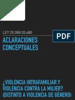 Ley 20.480 (Femicidio)