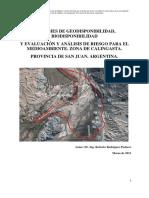 La Geodisponibilidad y Biodisponibilidad de Metales Pesados en La Actividad Minera