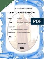 Caratula San Hilarion