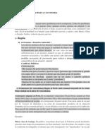 Asimetria Geostrategica y Economia