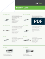 Electric Magnetic Lock_brochure