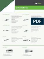 Electric Magnetic Lock_brochure