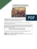 copy of edu 527 american revolution dbq formative assessment