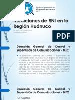 1 Mediciones Rni - Region Huanuco 2017