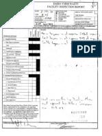 C Bar M Waste File Records