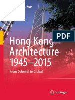 Hong Kong Architecture 1945 – 2015 - From Colonial to Global