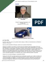 Sistema de Combustible de Agua - Herman Anderson
