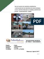 01. Informe PCG La Florida