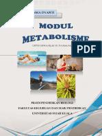 Modul Metabolisme