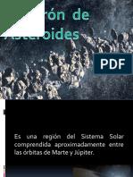 Presentacion Cinturon de Asteroides