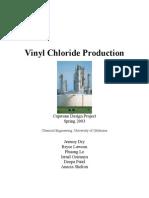 Vinyl Chloride Production-Original