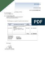 PKNK Invoice