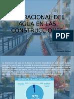 Uso Racional Del Agua en Las Construcciones