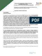 Supervisión CAS - Secretaría de Salud