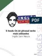 Ebook - Os 30 phrasal verbs mais utilizados (Inglês Sem Neura).pdf