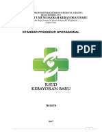 301721147 Standar Operasiol Prosedur TB DOTS