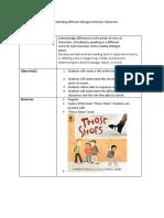 lesson plan 3 reading