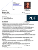 tashawoolley resume education