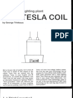 George Trinkaus - Son of Tesla Coil