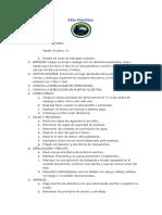 16. Vida Primitiva-Requisitos de Especialidad