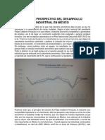 Análisis Prospectivo Del Desarrollo Industrial en México
